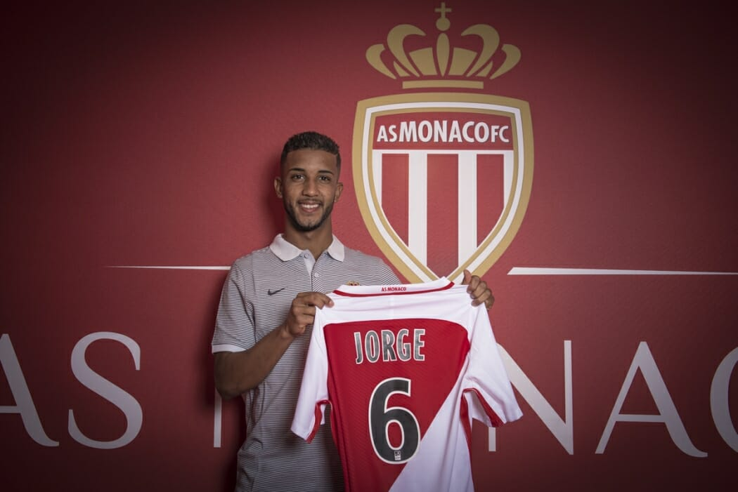 Photo of The Brazilian player Jorge officially joins AS Monaco