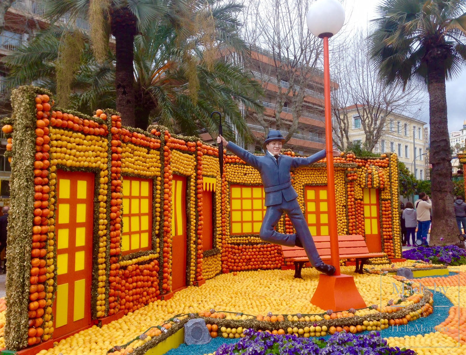 Photo of Fête du Citron – Oranges and Lemons Galore