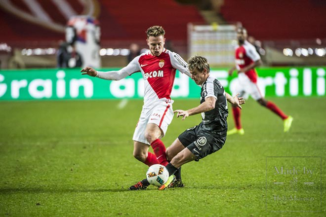 AS Monaco vs Metz