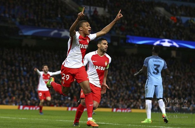 AS Monaco vs. Manchester City