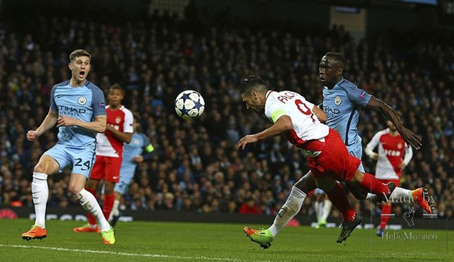 Photo of AS Monaco lost to Manchester City 3-5