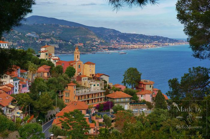 Photo of Ventimiglia: Medieval Town of Italian Riviera