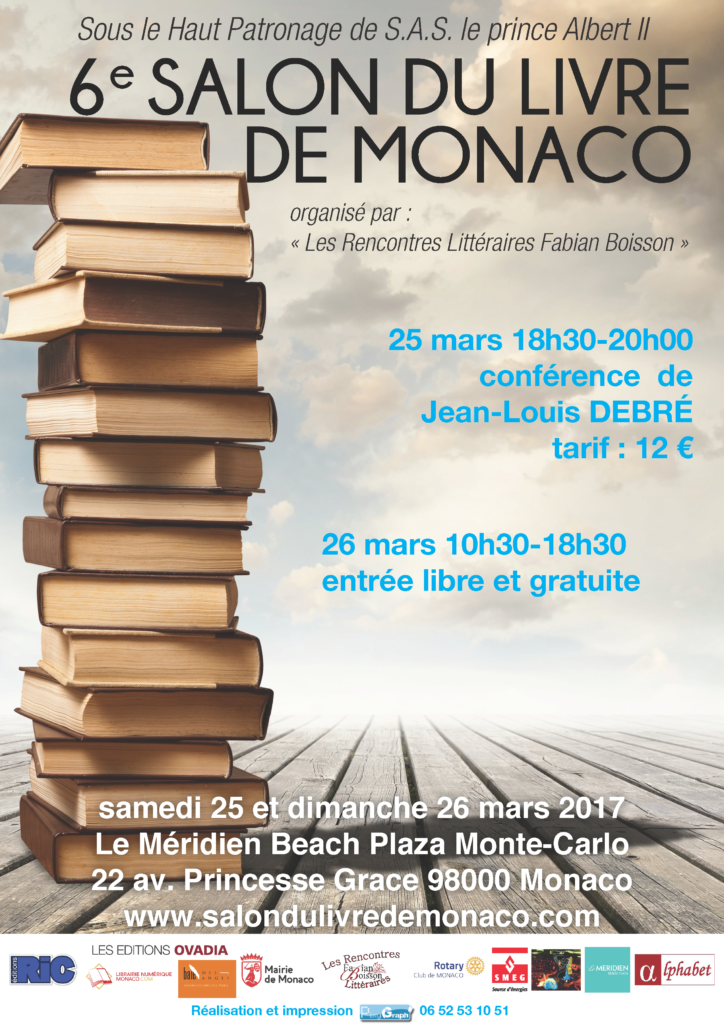 6th Monaco Book Fair