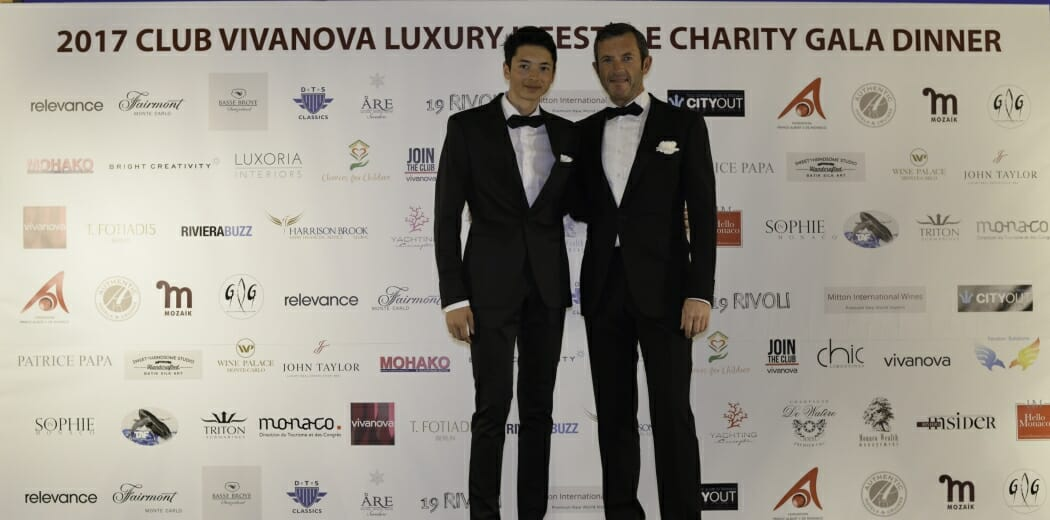 Photo of Vivanova Luxury Lifestyle Gala Dinner in Monaco was a great success!