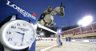 12th Monte-Carlo Jumping International