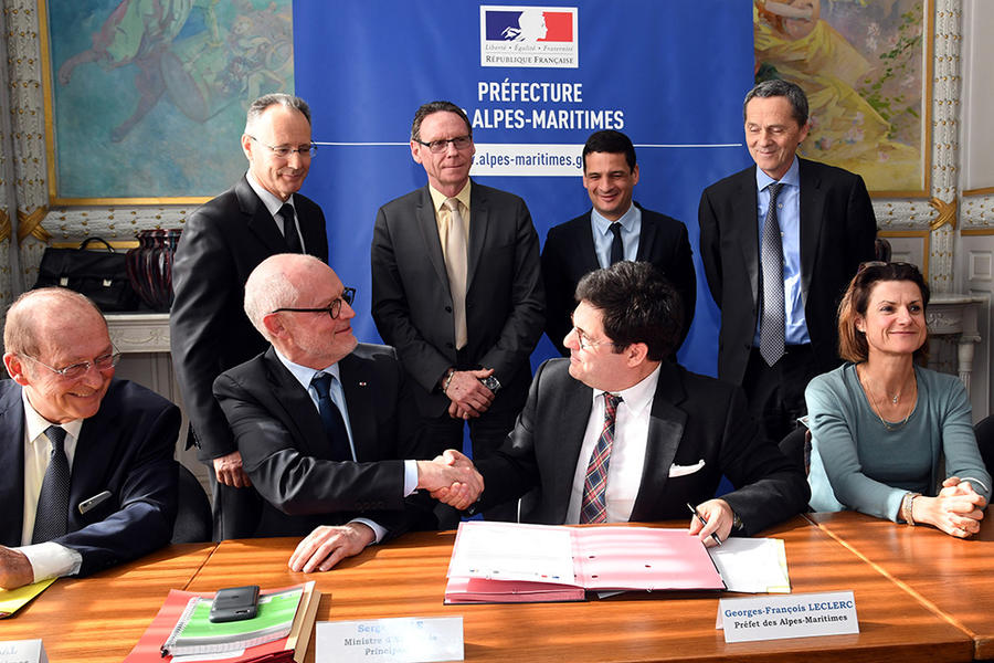 Photo of Local Cross-Border Cooperation between France and Monaco