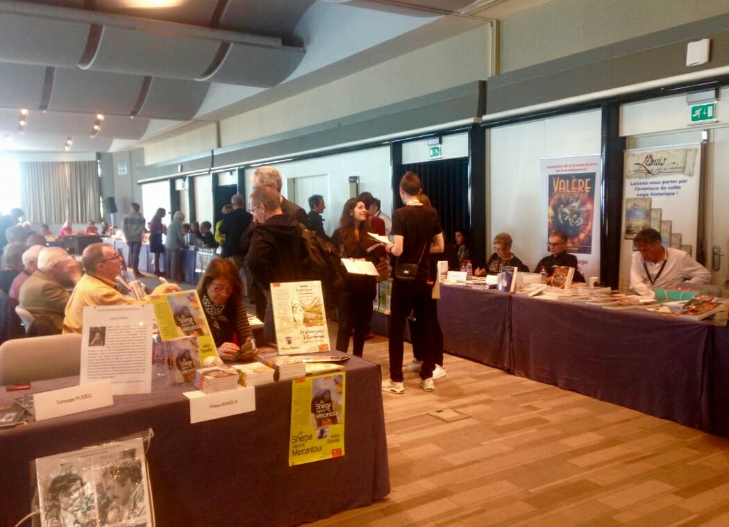 Monaco's 6th Book Fair