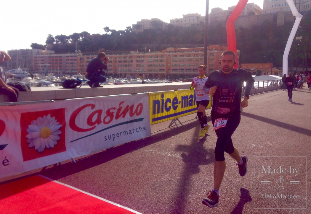 Photo of Monaco Run – Running for a good cause