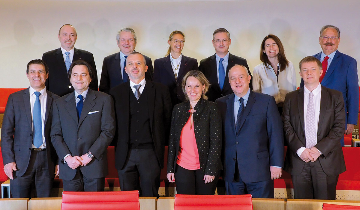 Photo of New majority at the National council