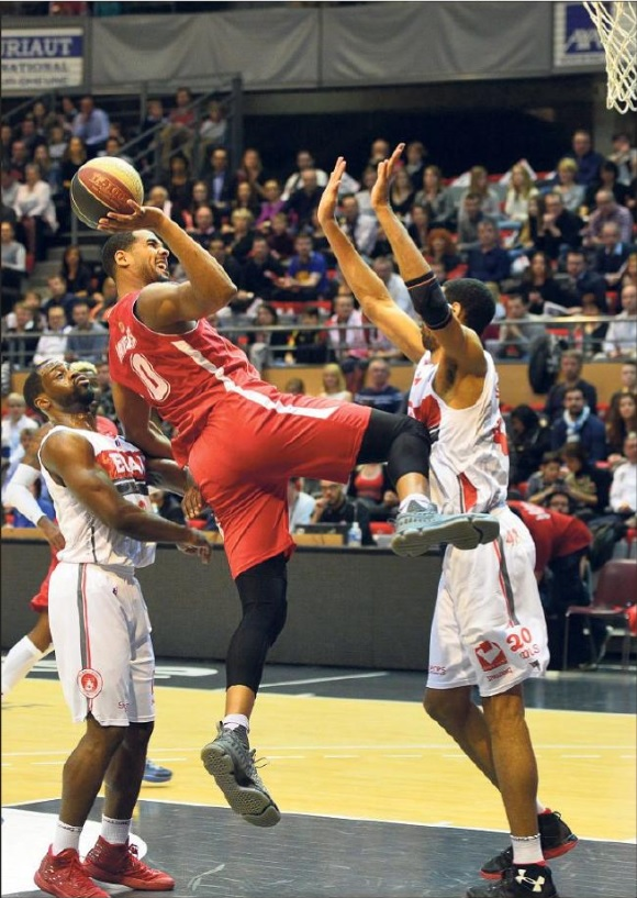 Roca Team vs Chalon-sur-Saone