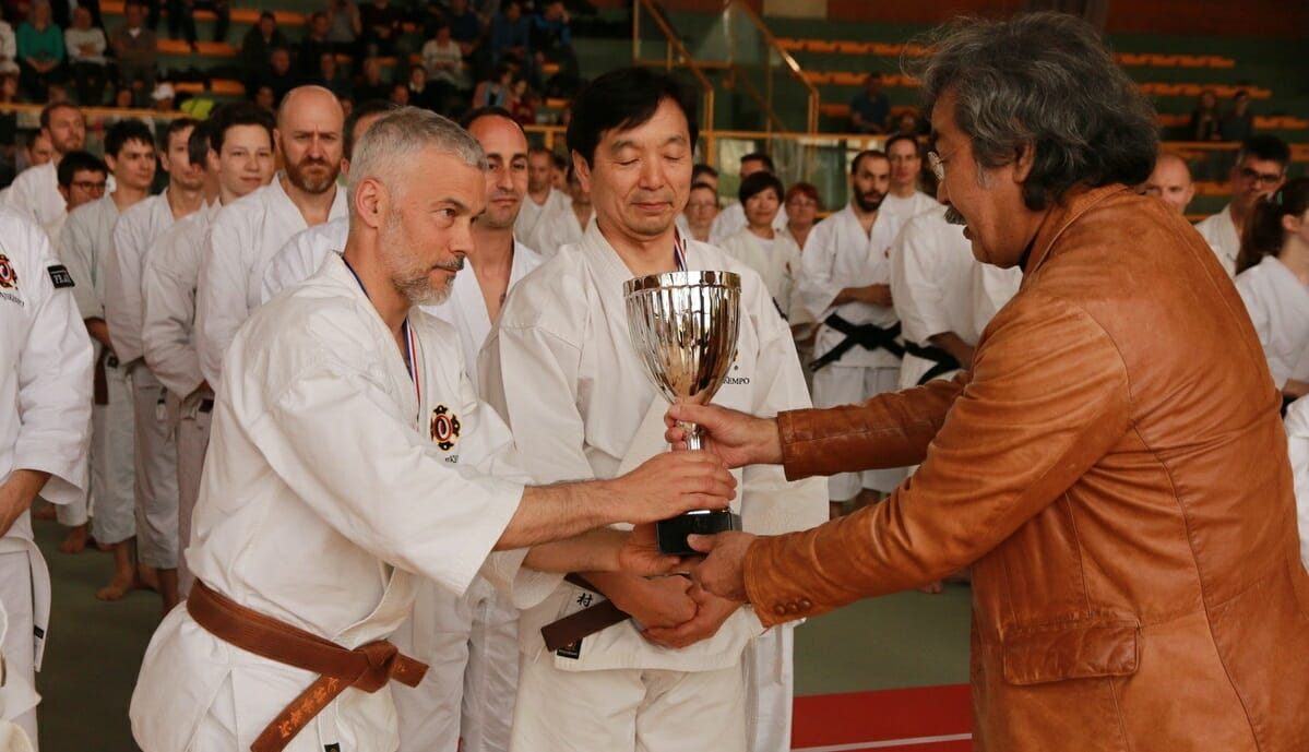 Shorinji Kempo Monaco club