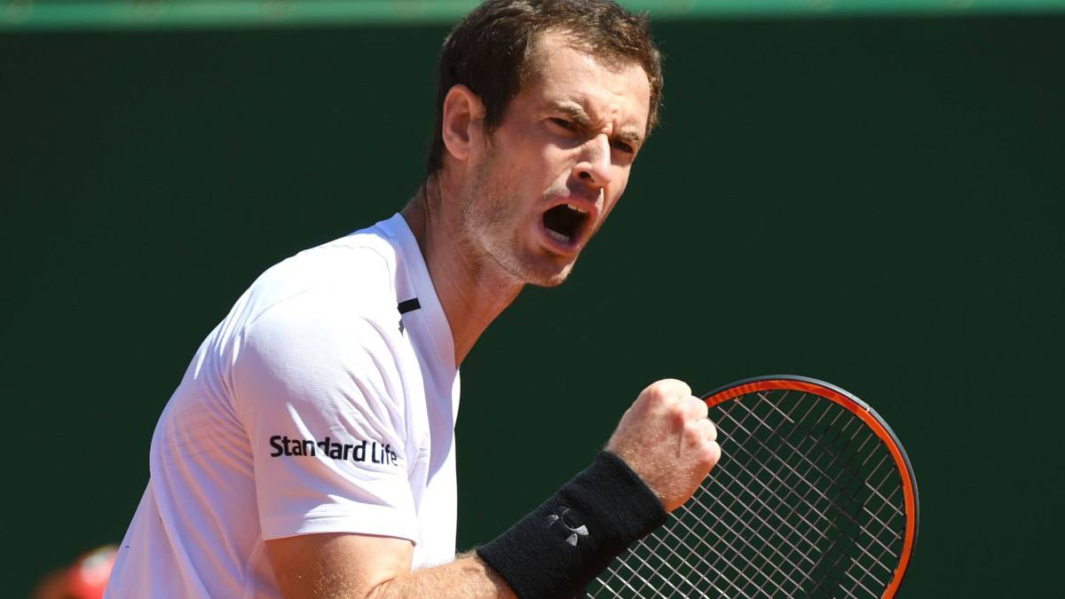 Andy Murray Monte-Carlo