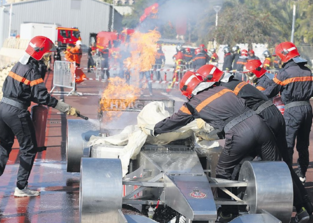 Photo of Formula 1 safety procedures that save lives