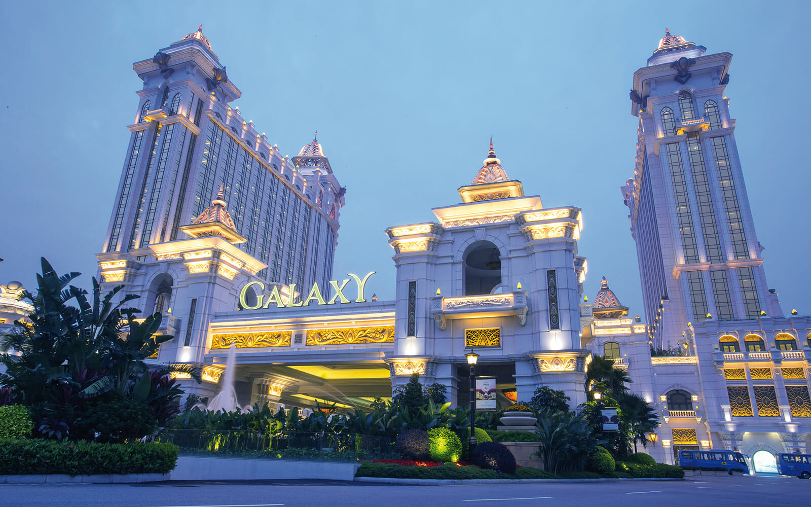 Photo of Galaxy Entertainment Group – new partner of SBM