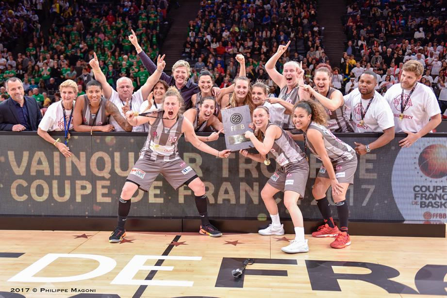 Photo of Basketball: Monaco Women team wins Coupe de France