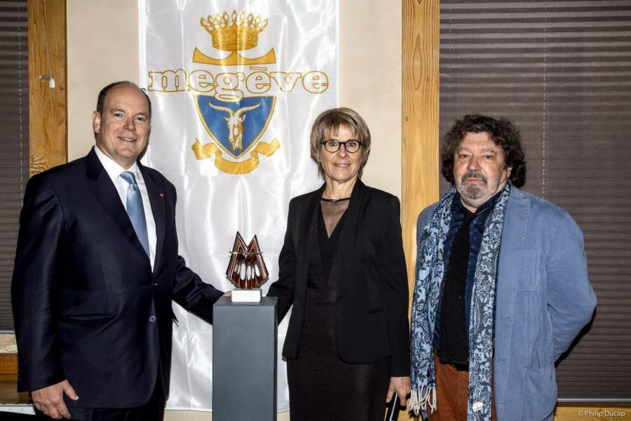 Photo of Top 6 Monaco Princely news: Prince Albert II become an honorary citizen of Megève