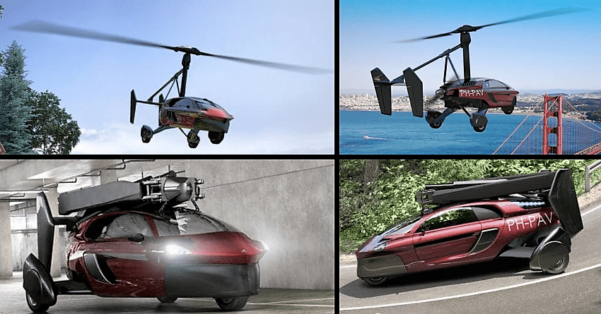 Flying Car Price In India