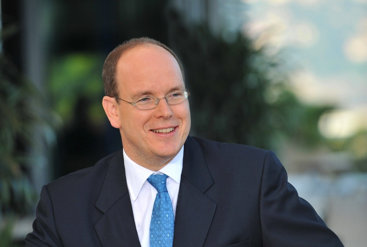 Photo of Prince Albert's environmental ambitions