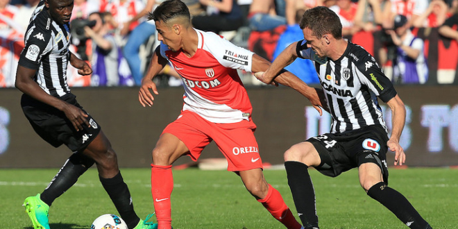 AS Monaco vs. SCO Angers