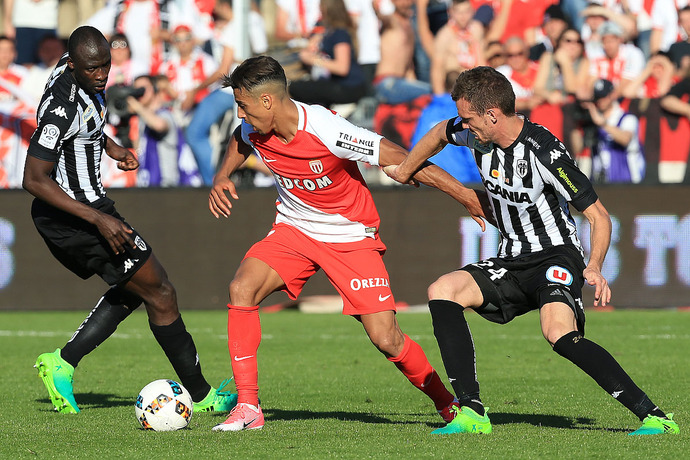 Photo of AS Monaco scrape victory at Angers