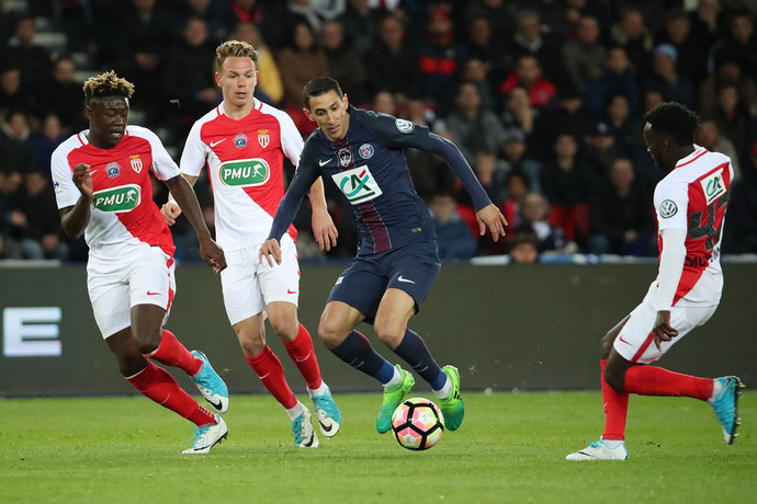 Photo of PSG 5-0 Monaco: end of the road in the Coupe de France