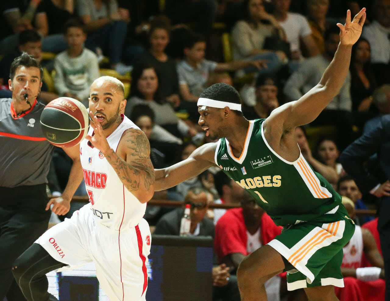 Photo of Roca Team claims victory against Limoges and goes to the semi-final