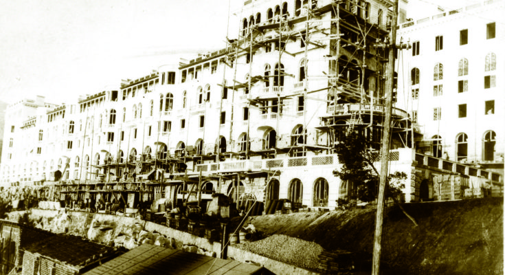 The Riviera Palace hotel