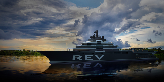 Research Expedition Vessel (REV)