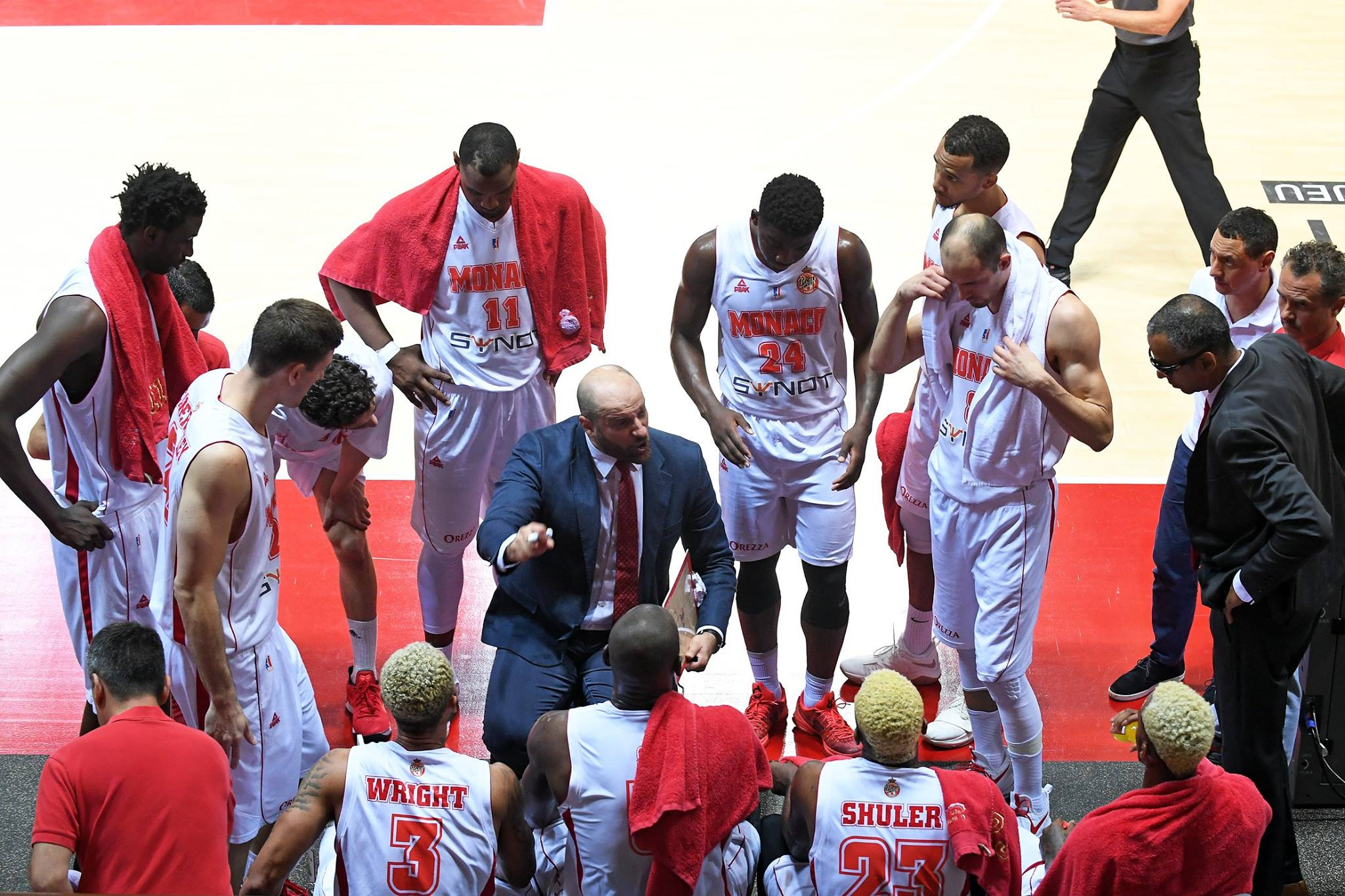 Roca Team vs Asvel