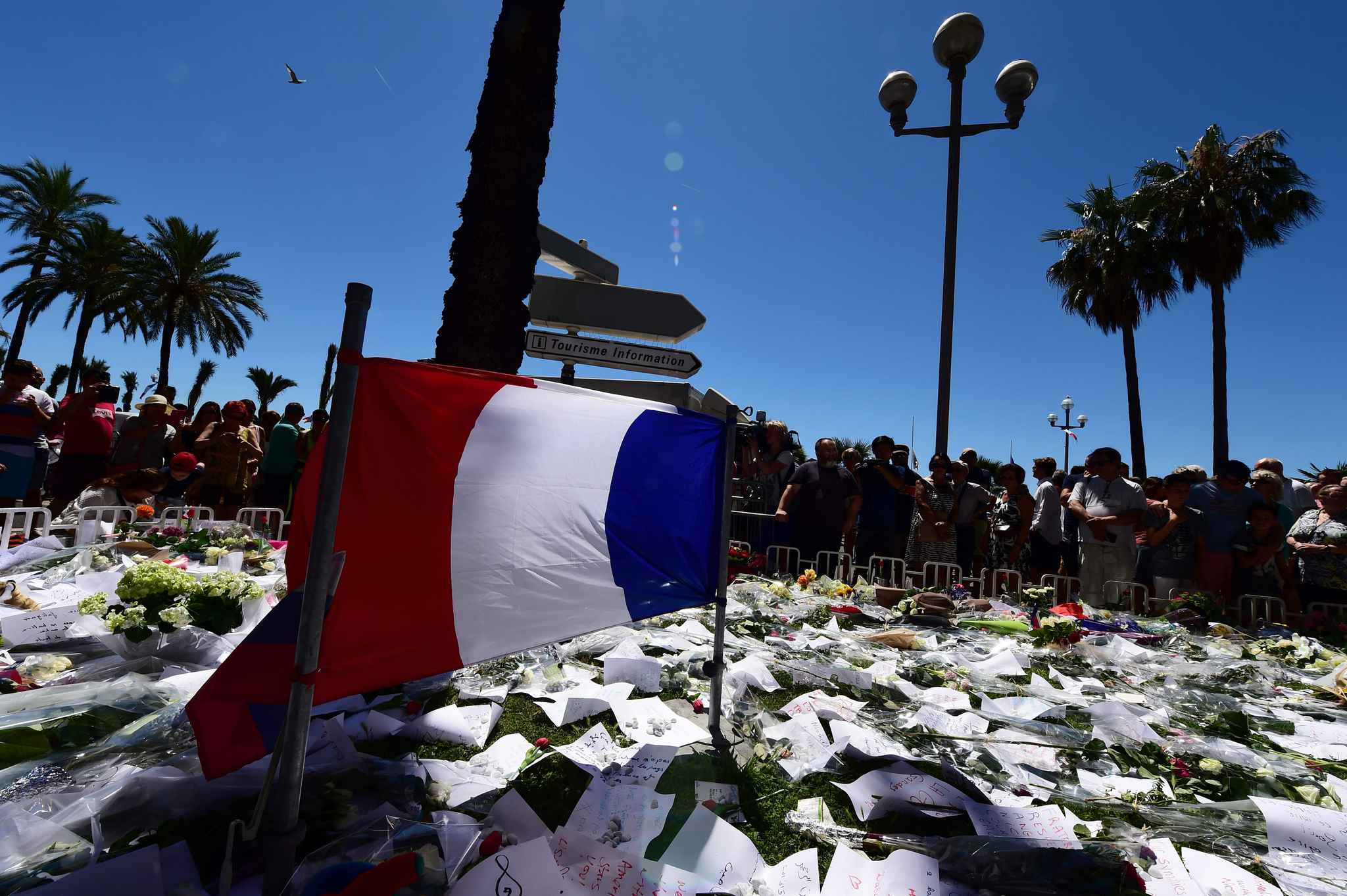 Photo of One year later: tribute to the city of Nice