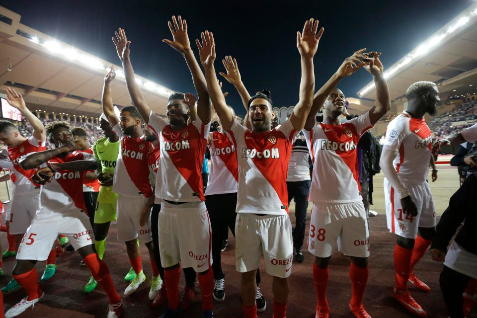 AS Monaco vs St-Etienne