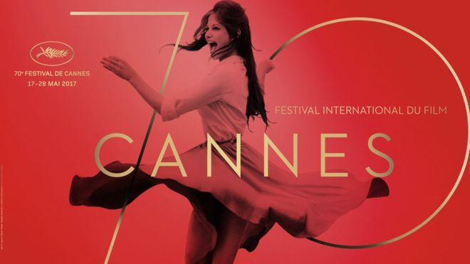 The 70th annual Cannes Film Festival