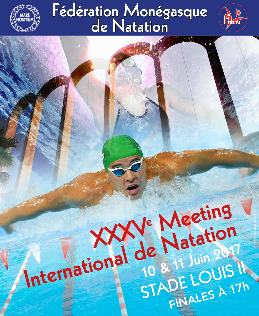35th Monte-Carlo International Swimming Meeting