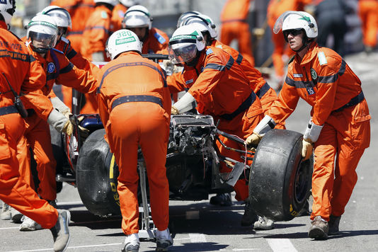 "Photo of Monaco Grand Prix: ""The best marshals in the world"""