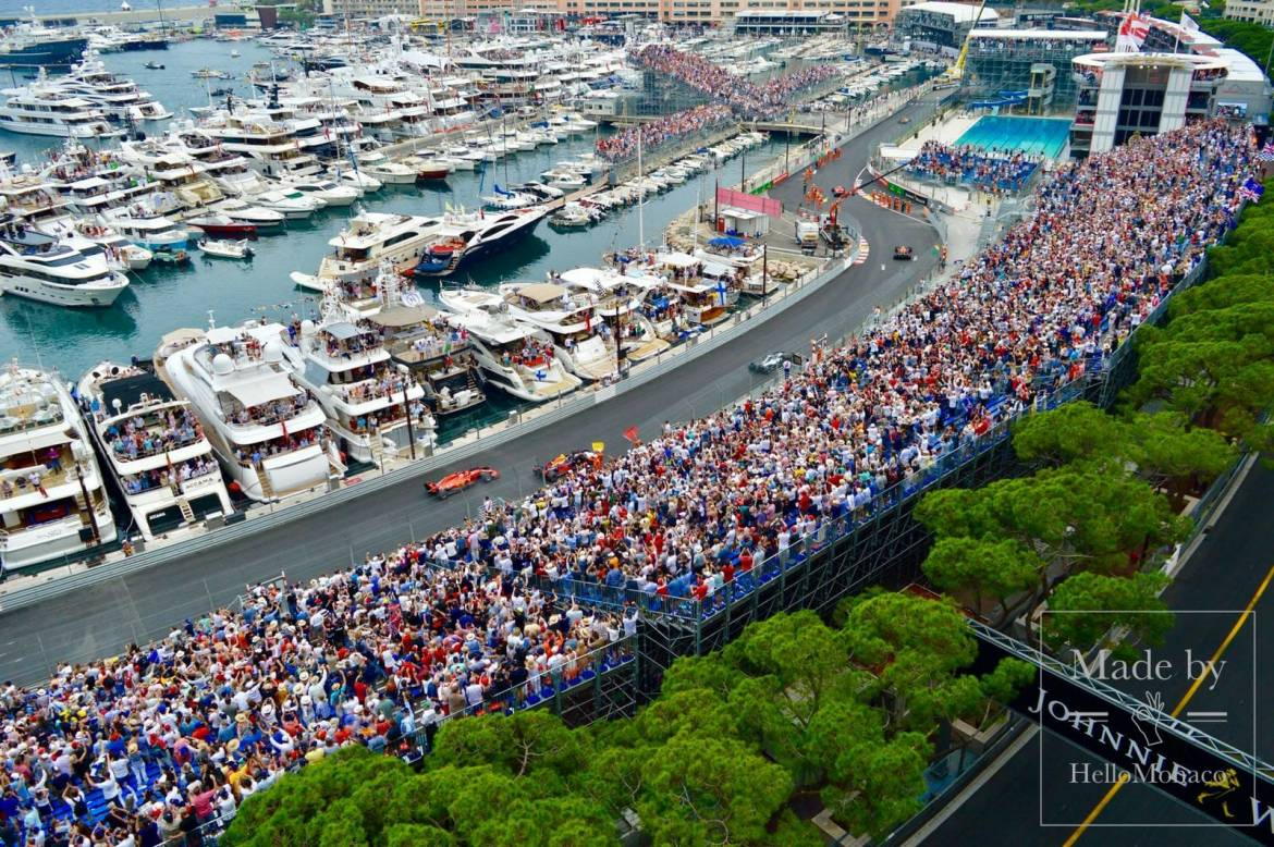 The Monaco Grand Prix. History of the Famous Track