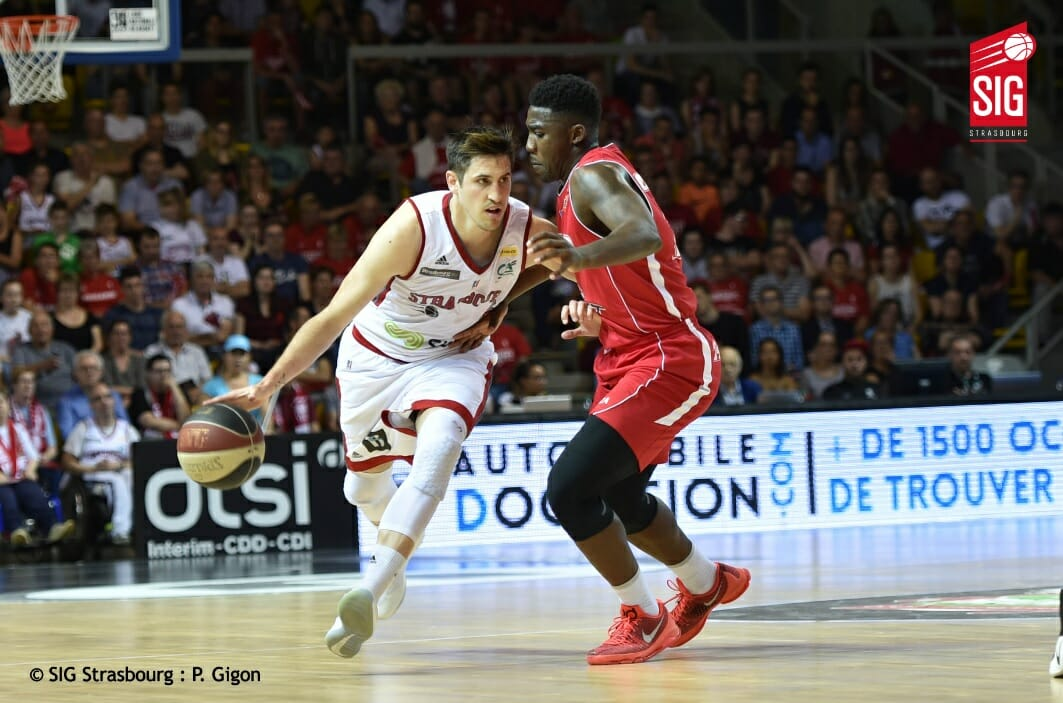 Roca team vs Strasbourg