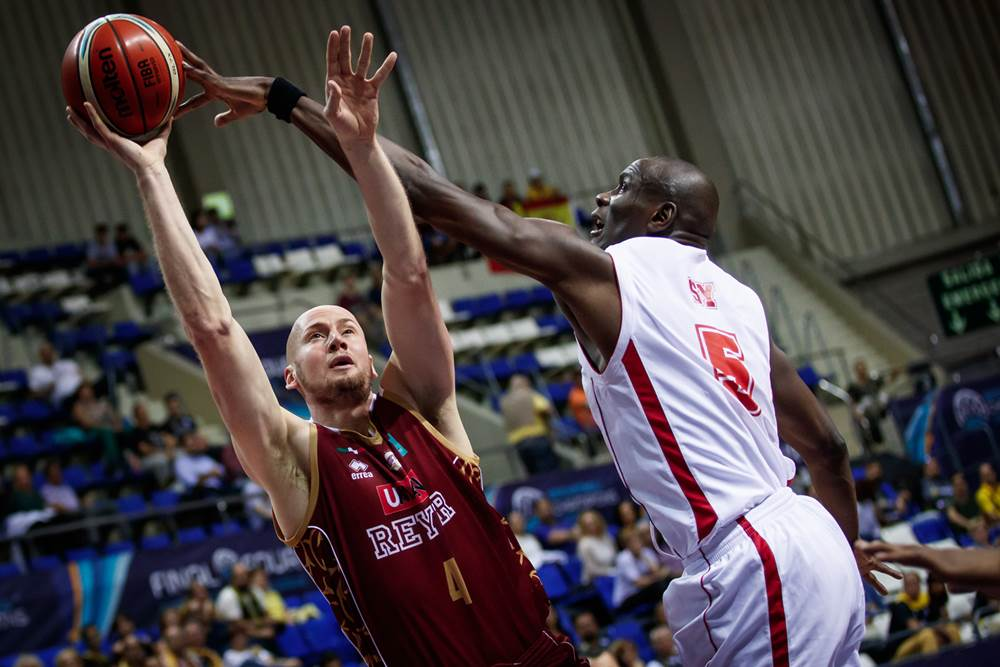 Roca Team vs Reyer Venezia