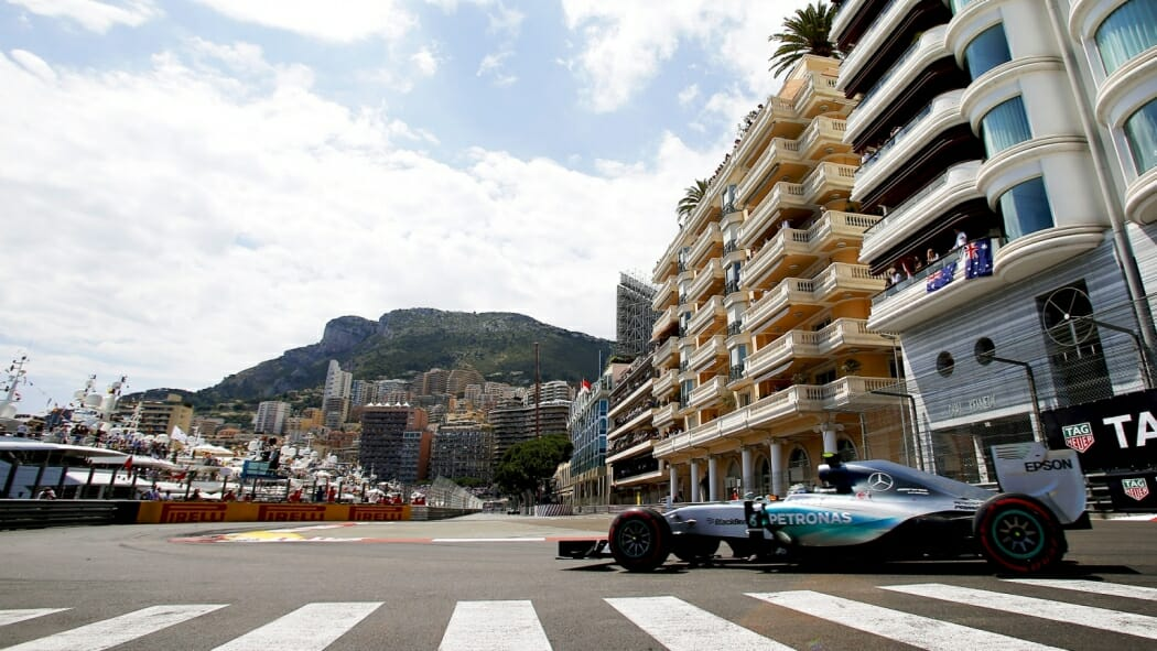 Photo of Monaco Formula 1 Grand Prix. Day 1