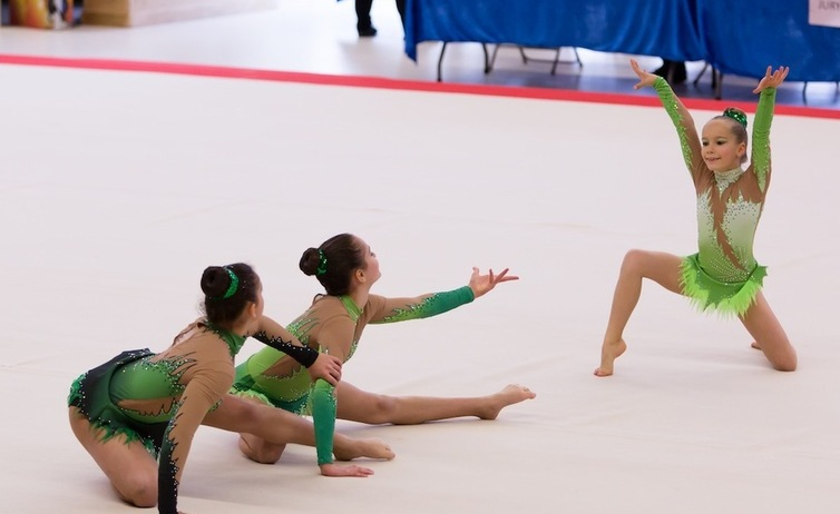 Photo of Youth acrobatic gymnastics results