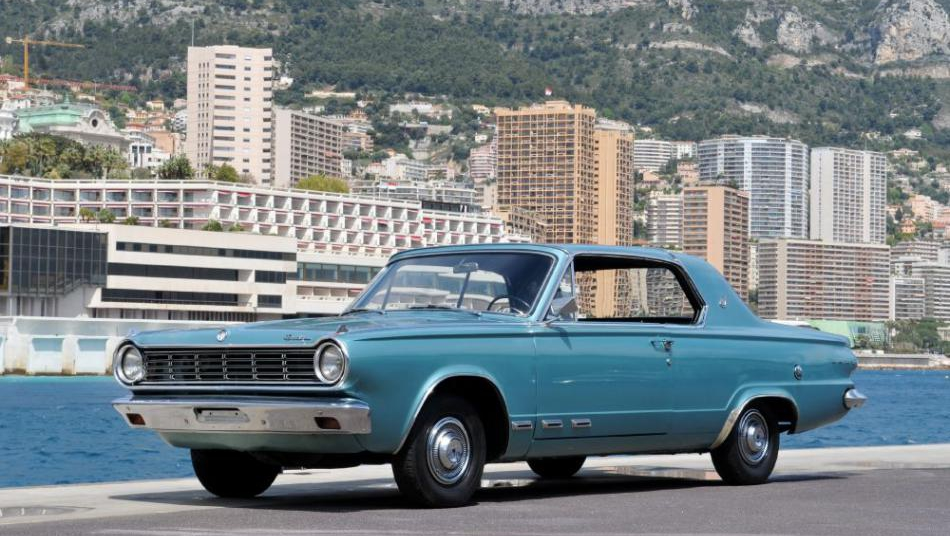 Photo of Unique retro car auction to launch in Monaco