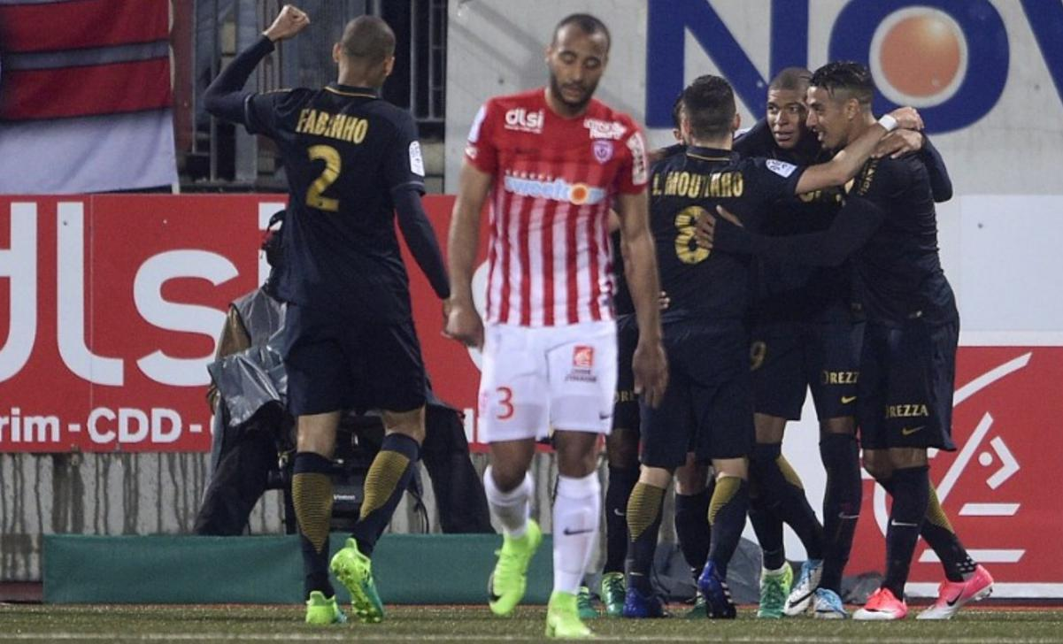 Photo of Monaco takes step closer to French title after beating Nancy