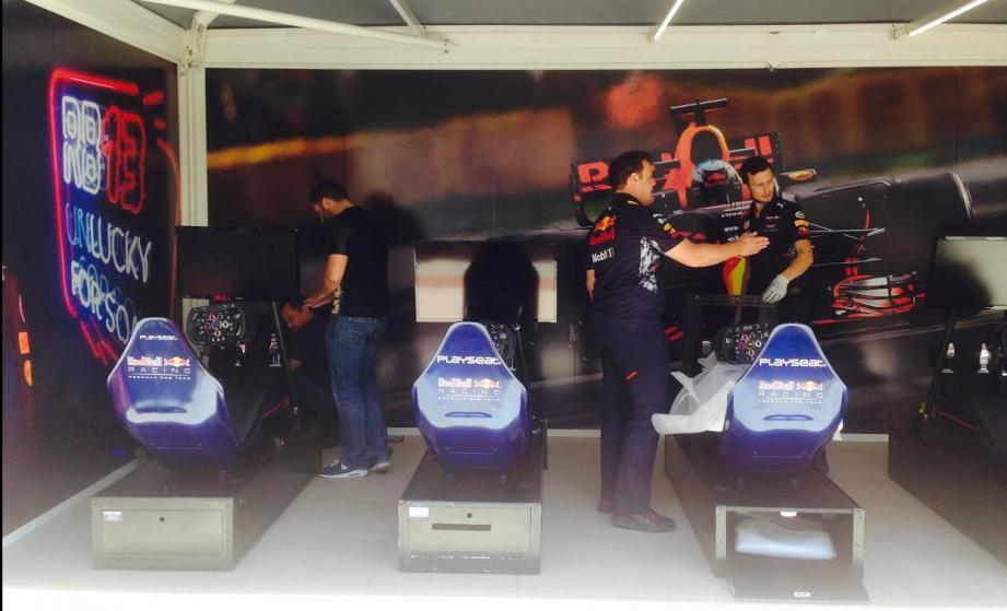 Photo of You can be a driver at the MGP Live!