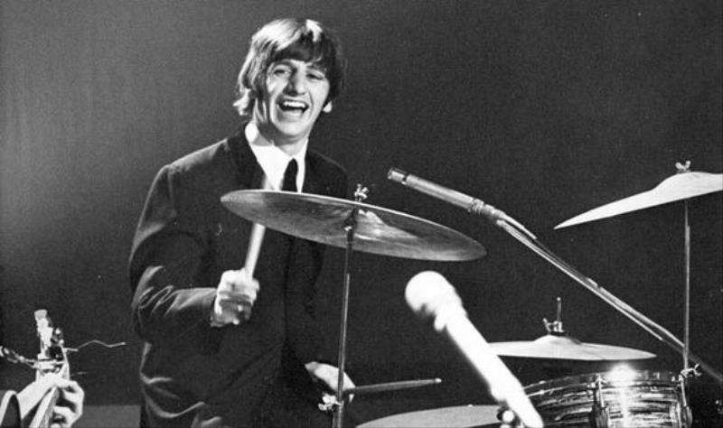 Photo of Ringo Starr: ex-Beatle and the richest drummer in the world
