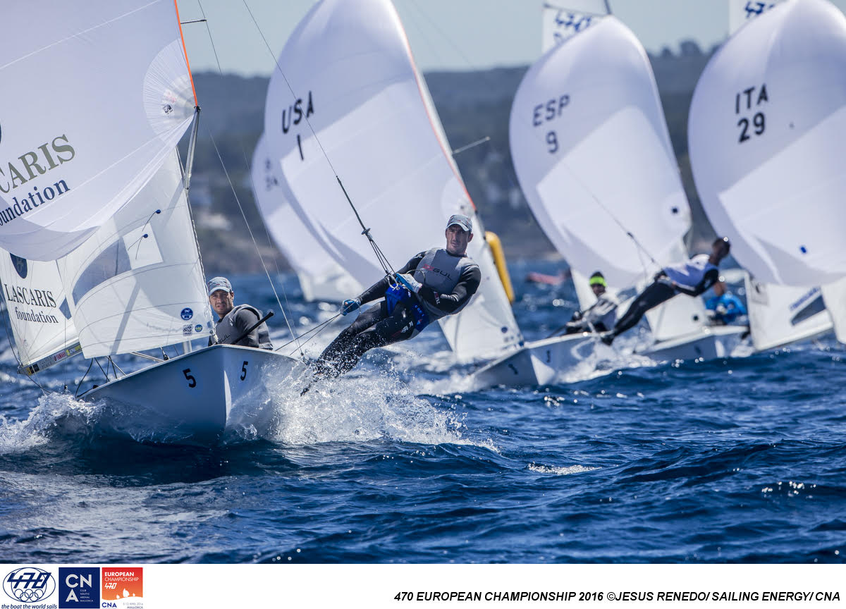 Photo of 470 European Championship: Olympic spirit blows over Monaco