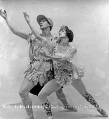 1925 - The Russian Ballet| © Courtesy of Monte-Carlo SBM