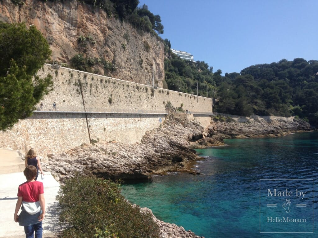 Photo of Monaco's Marvellous Walks: Promenade Le Corbusier