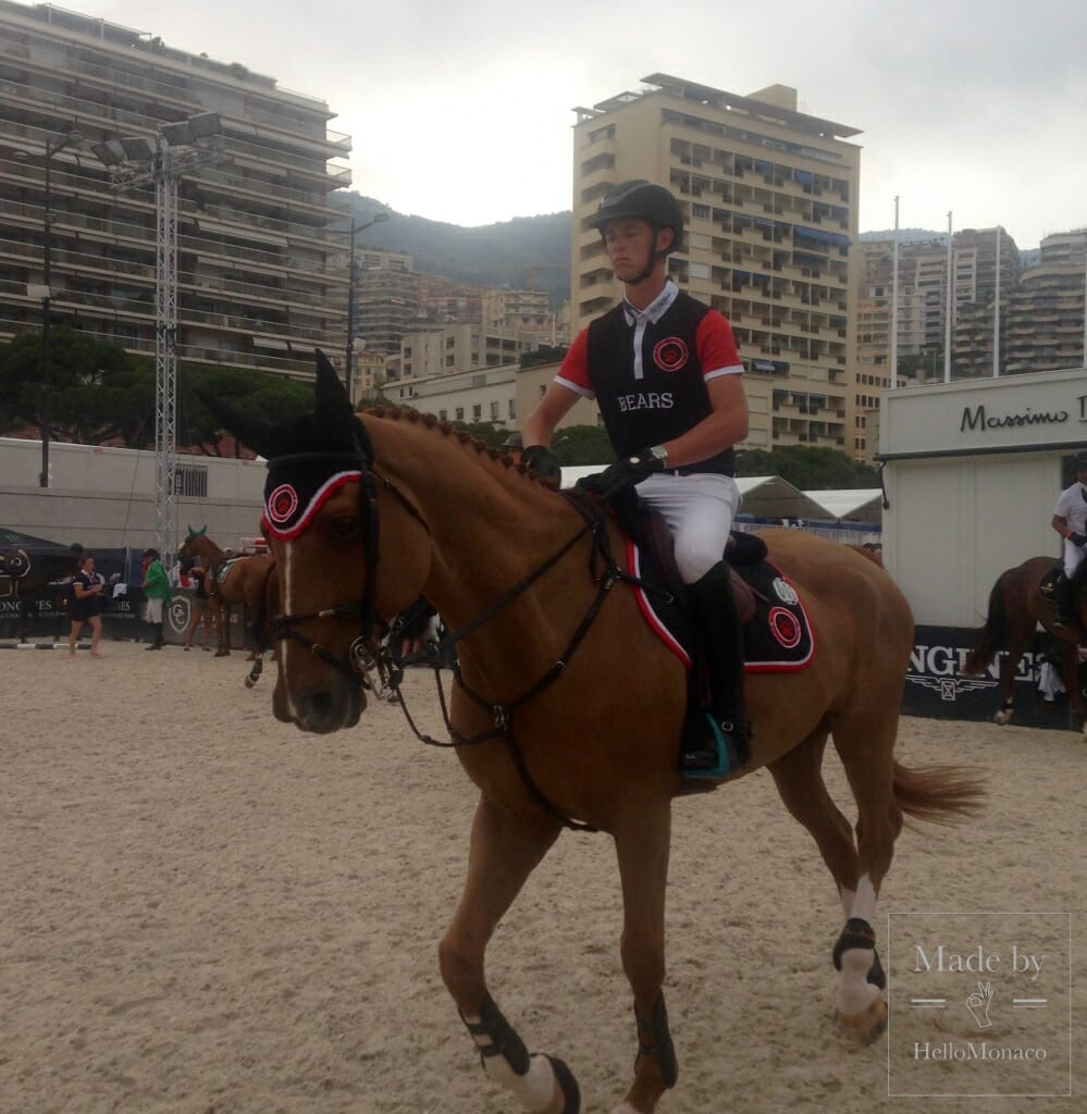 12th International Jumping Monte-Carlo: world-class riders in Monaco