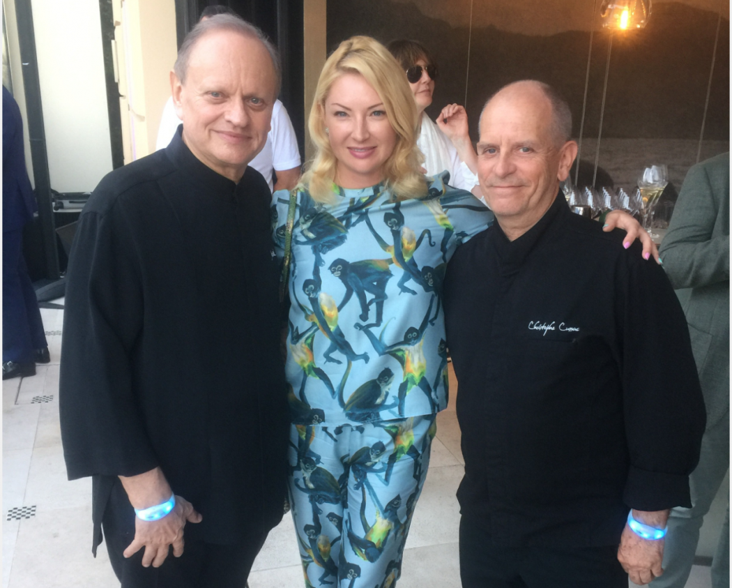 """Photo of New """"Odyssey"""" of Joel Robuchon and Heinz Beck"""