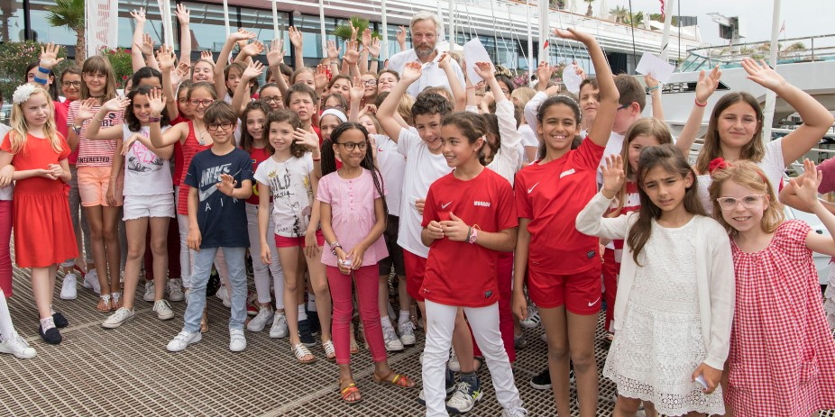 Photo of Yvan Griboval terminates at Monaco his around the world expedition