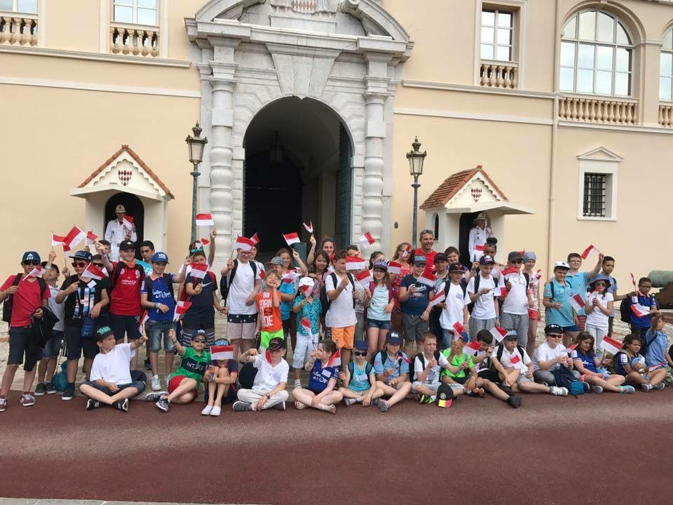 Photo of Journey of hope to Monaco for the kids